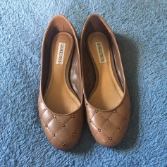 Ballet Flats GEORGES RECH Brown