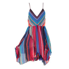Robe courte CHACOK Multicouleur