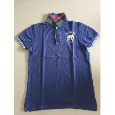Polo HACKETT Blue, navy, turquoise