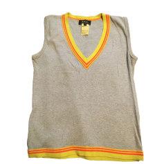 Top, tee-shirt A.P.C. Gris, anthracite