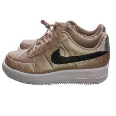 Sneakers NIKE Gold, Bronze, Kupfer