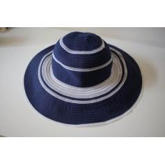 Chapeau RALPH LAUREN Bleu, bleu marine, bleu turquoise