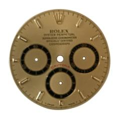 Armbanduhr ROLEX Daytona Gelb