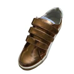 Sneakers MELLOW YELLOW Gold, Bronze, Kupfer