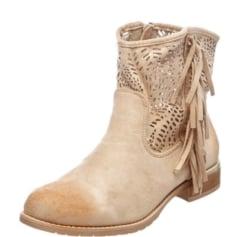 Bottines & low boots à talons Creamy Moda  pas cher