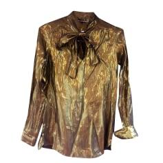 Bluse GERARD DAREL Gold, Bronze, Kupfer