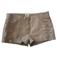 Short BEL AIR Beige, camel