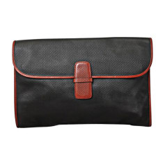 Porte document, serviette BOTTEGA VENETA Noir