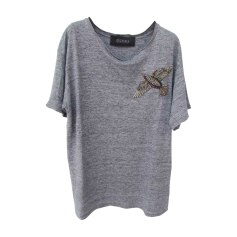 Top, tee-shirt GUCCI Gris, anthracite