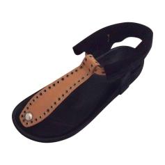 Sandales plates  ISABEL MARANT Beige, camel