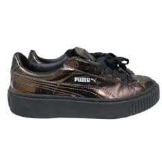 Sneakers PUMA Gold, Bronze, Kupfer
