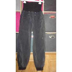 Pantalon droit Simply Chic  pas cher