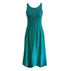Maxi Dress COMPTOIR DES COTONNIERS Green