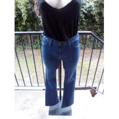 Jeans évasé, boot-cut TEDDY SMITH Bleu, bleu marine, bleu turquoise