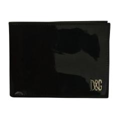 Porte-monnaie DOLCE & GABBANA Noir