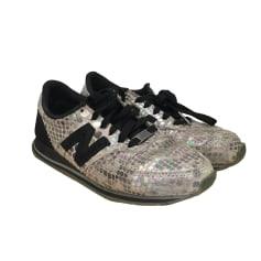 Sneakers NEW BALANCE Silberfarben, stahlfarben