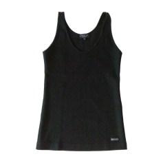 Top, t-shirt GUCCI Nero