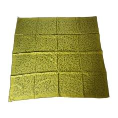 Silk Scarf HERMÈS Yellow