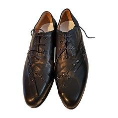 Chaussures à lacets MAISON MARTIN MARGIELA Noir