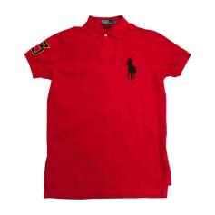 Poloshirt RALPH LAUREN Rot, bordeauxrot