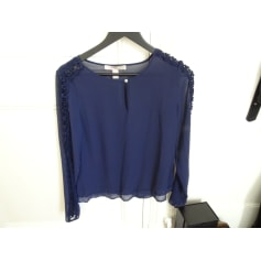 Blouse FOREVER 21 Bleu, bleu marine, bleu turquoise