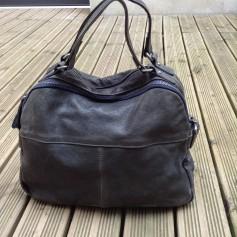 9d2c42737c65 Leather Handbag ABBACINO Blue