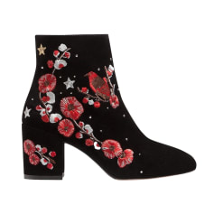 High Heel Ankle Boots STRADIVARIUS Multicolor