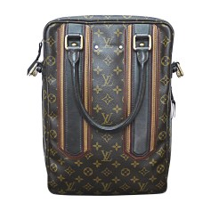 Cabas LOUIS VUITTON Marron