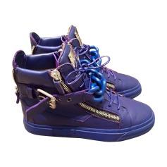 Sneakers GIUSEPPE ZANOTTI Blau, marineblau, türkisblau