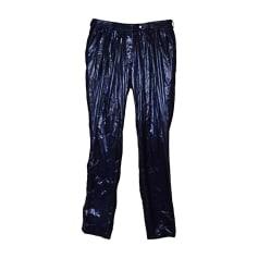 Wide Leg Pants PREEN BY THORNTON BREGAZZI Blue, navy, turquoise