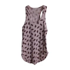 Tank Top ISABEL MARANT ETOILE Pink, fuchsia, light pink