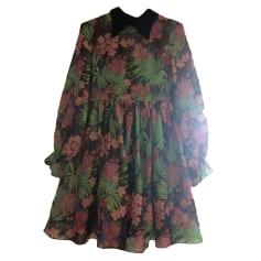 Robe mi-longue MANOUSH Multicouleur