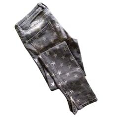 Skinny Jeans SANDRO Black
