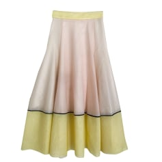 Maxi Skirt MAJE Multicolor