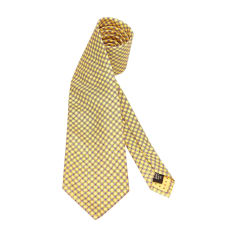 Cravate DUNHILL Yellow