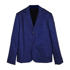 Jacket CARVEN Blue, navy, turquoise