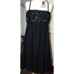 Robe mi-longue ARMAND VENTILO Noir