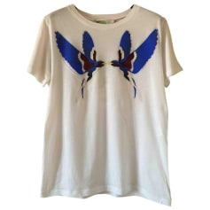 Top, T-shirt STELLA MCCARTNEY White, off-white, ecru