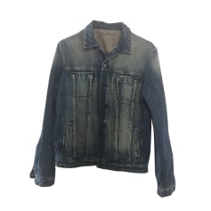 Denim Jacket ZADIG & VOLTAIRE Blue, navy, turquoise