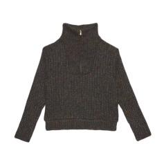 Sweater SANDRO Green