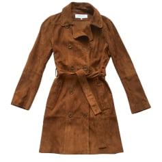 Leather Coat GERARD DAREL Écureuil