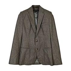 Zipped Jacket RALPH LAUREN Grey