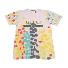 Top, tee-shirt GUCCI Multicouleur