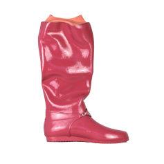 Rain Boots DKNY Pink
