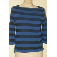Top, tee-shirt COS Bleu, bleu marine, bleu turquoise