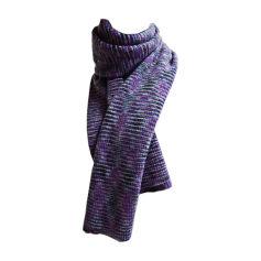 Echarpe MISSONI Violet, mauve, lavande daf70554911