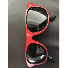 Sunglasses RAY-BAN Red, burgundy