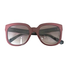 Sunglasses MARC JACOBS Red, burgundy