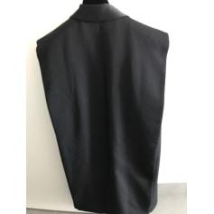 Robe courte BALMAIN X H&M Noir