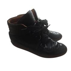 Sneakers SANDRO Black